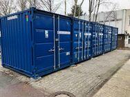 Selfstorage bei Frankfurt, Containerlager, Lagercontainer - Hattersheim (Main) Zentrum