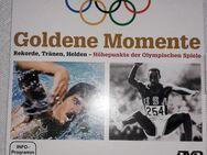 DVD Goldene Momente Höhepunkte der Olympischen Spiele - Oberhausen