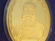 Münze Deutscher Kaiser Wilhelm I - selten ! - Bochum