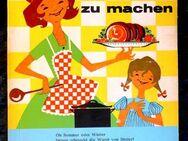 Schmackhafte Sachen aus Fleisch zu machen- ein Kochbuch aus den 50er Jahren - Niederfischbach