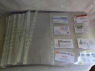 60 Stück Leitz Visitenkartenhülle, Universallochung, A4 - Bad Belzig