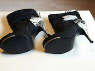 Damen Stiefeletten High Heels Schuhe von Viseniya,mit Reißverschluss Neuware - Reinheim