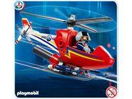 Playmobil 4824 Feuerwehr Löschhubschrauber - Kassel