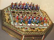 Schach Zinn Figuren Musketiere und Garde Richelieu - Spraitbach