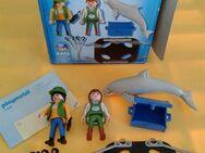 Playmobil 4466 - Tierpfleger mit Delfin - Krefeld