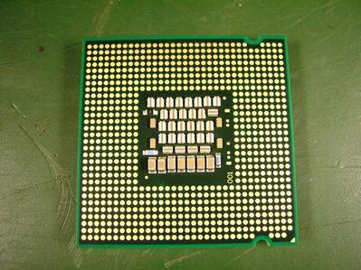 Intel Dual-Core 2,4 GHZ Socket 775 + Heatpipekühler - Oberhaching