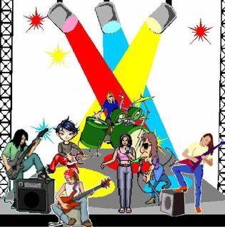Du willst Gitarre, Bass, Gesang, Ukulele oder Schlagzeug lernen....dann lies weiter... - Schotten
