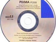 CANON ip2000 Setup-Software & Benutzerhandbuch / Driver CD-R - Andernach