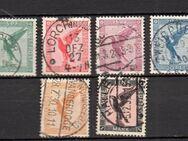 DR Luftpost Reichs Adler1926-1934 Mi.Nr.378-382,Lot 148