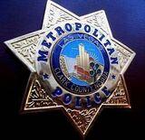 Suche USA-Polizei-Metallabzeichen -Police badges