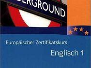 Neuwertiger Europäischer Zertifikatskurs ENGLISCH 1 (A1) - Krummhörn