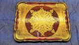 Tablett Rokoko Stiel antik