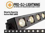 Showtec Sunstrip Active DMX MKII Lichteffekt Spezialeffekt mieten