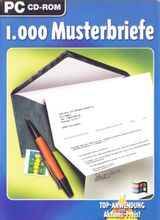 """1000 Musterbriefe """"rondomedia"""" CD-ROM Software f. Windows"""