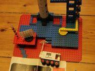 Altes Lego Space 70er Jahre Mondrakete Station Mond Lande Lunar sehr gut erhalten! - Berlin Charlottenburg-Wilmersdorf