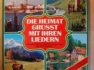 Die Heimat grüsst mit ihren Liedern - Verlag Das Beste - 8 LP Box - Wedel