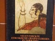 du - Nr. 393/1973 (Monatsschrift für Kultur) Nr. 393. 11/1973. LEITTHEMA: Neuentdeckte Etruskische Grabmalereien in Tarquinia – 1973 - Rosenheim