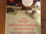 Zusammen ist man weniger allein. Broschierte TB-Ausgabe v. 2006, Fischer Verlag, Anna Gavalda (Autorin) - Rosenheim