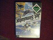 Jet Simulator 2009, tolles PC-Spiel für Liebhaber von Flugspielen, OVP, USK ab 12 Jahren, Versand gegen Aufpreis möglich, 4 € - Unterleinleiter