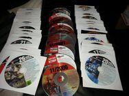 Ich verkaufe hier 107 Film DVDs aus diversen Computer-Zeitschriften - Wiesbaden Kostheim