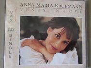 """Anna Maria Kaufmann """"VENUS IN LOVE"""" 1992 orig. MAXI SINGLE (NEU!) + Release-Promo-Brochure [Rar!] - Groß Gerau"""
