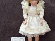 Janus Nostalgie - Puppe Anna. Mit Zertifikat - Kassel