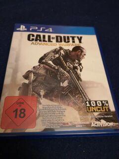 PS4 Call of Duty Advanced Warfare - Plettenberg