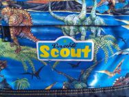 Kinder-Rucksack - Scout ca 25 l  mit Dinomotiven + Sporttasche - Baunatal