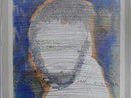 Gerhard Altenbourg Plakat 59 x 84 cm, Kunsthalle Düsseldorf 1970 - Coesfeld