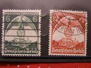 DR Reichsparteitag,1935,Mi.Nr.586-87,  Lot 312