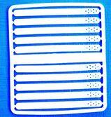 30 Plastikspatel zum Auftragen von Flüssigkeiten,