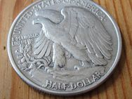 1/2 Dollar Half Dollar 1946 USA Walking Liberty,Lot 45 - Reinheim