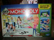neu,spiel my monopoly,hasbro - Pforzheim