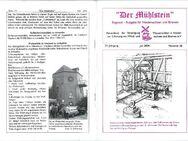 Der Mühlstein  -  Regionalausgabe für Niedersachsen und Bremen - Essen