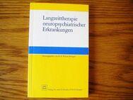 Langzeittherapie neuropsychiatrischer Erkrankungen-Peri med Verlag,von 1978,Medizinisches Fachbuch - Linnich