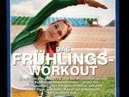 Brigitte Fitness - Das Frühlings-Workout - Nivea - Christel Arbini Physiotherapeutin der Fußball - Weltmeisterinnen - Nürnberg