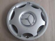 Radkappe Radzierblende Radblende Einzelradkappe für Mercedes-Benz C W203 / Mercedes-Benz C T-Modell S203 / Mercedes-Benz C Sportcoupe CL203 15 Zoll 1 Stück Sehr guter Zustand - Bochum
