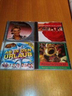 Verschieden CD`S - Mörfelden-Walldorf