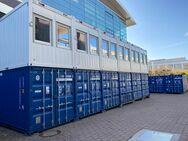 Großraum- & Containeranlagen schnell  kurzfristig lieferbar!!! - Flörsheim (Main) Zentrum