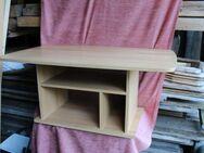 Hellbrauner Holz-Couchtisch, Tisch fürs Sofa - Bad Belzig