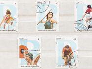 Olympia-Briefmarken 1992 Barcelona von Cuba (1) [358] - Hamburg
