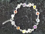 Armband versilbert, 925 gestempelt - Gütersloh