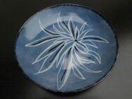 Fürstenberg Porzellan Schale 18,5 cm handbemalt Porzellanmalerei blau Blume Retro Vintage  3,- - Flensburg