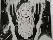 Capitan Marvel Comic (Black and White Varia) - Lichtenau (Sachsen)