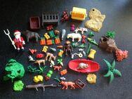 Playmobil Weihnachtsmann, Tiere, Körbe, Pflanzen, Gemüse... - 72 Teile und mehr! - Bornheim (Nordrhein-Westfalen)