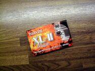 Maxell XL-II 90 Musikkassette leer OVP - Berlin