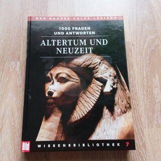 Altertum und Neuzeit Wissensbibliothek - Niestetal