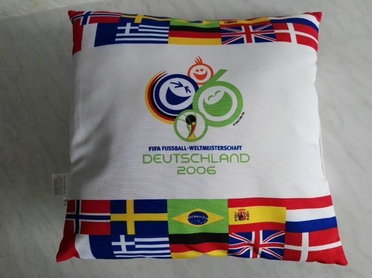 Fussball Weltmeisterschaft Kissen 2006 - Hagen (Stadt der FernUniversität) Dahl