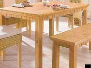 Tisch/Esstisch 160x90cm Kiefer massiv - Melle Zentrum