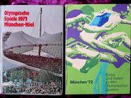 2 Bildbände – olympische Spiele 1972 in München - Niederfischbach